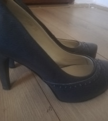 Kožne cipele donna