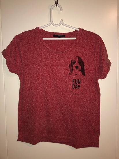 Taily Weijl crvena majica