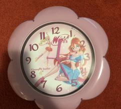 Winx zidni sat