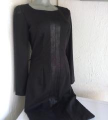 AMC crna poslovna haljina S