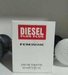 Diesel Plus Plus Feminine ženski parfem 50 ml