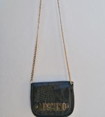 MOSCHINO mala vrh torbica