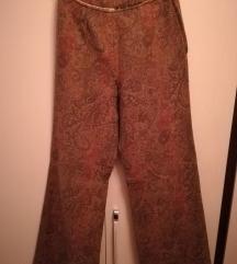 Vunene siroke pantalone