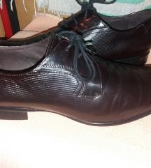 Muske kozne cipele Calisto Moreti