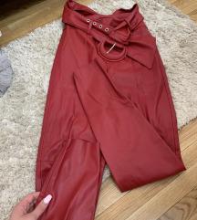 Zara duboke kozne pantalone