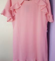 Katrin roze haljina univerzalna snižena max