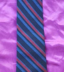 Teget-bordo kravata