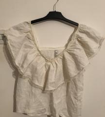 Zara lanena majica