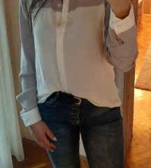 Bela pastel košulja 👑💃🌹