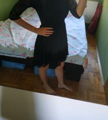 H&M haljina crna SNIZENO