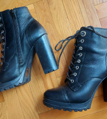 ALDO kozne cizme 2×nosene