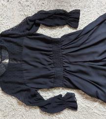 Zara crni kombinezon