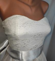 Svecana prelepa haljina sa puno tila