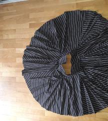 Zara suknja na falte