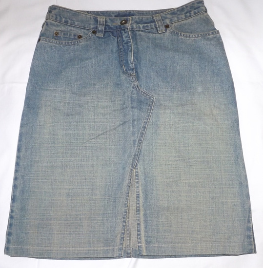 Teksas suknja, mini