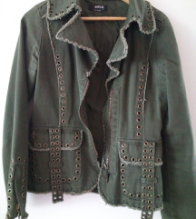 Morgan jaknica sa nitnama