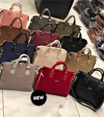 Zara torbe vise boja