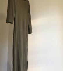 Calliope maslinasto zelena haljina