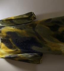 Moderna svilena haljina hit