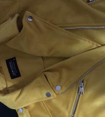 Nova zuta jakna nikad nosena