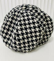 Kapa Houndstooth hat, 500 dinara