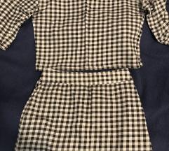 Majica i suknja komplet