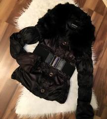Zimska jakna pravo prirodno krzno