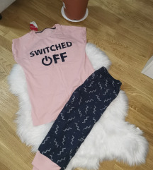 NOVA pidžama JASMIL