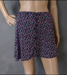 H&M suknjica na kopcanje