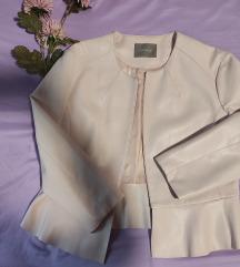 Orsay puder roza jakna/sako od eko kože