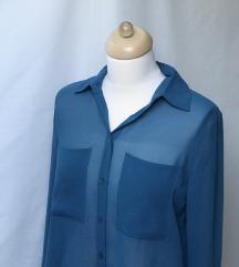 amisu plava košuljica