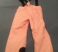 Ski pantalone kao nove! 110/116