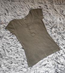 TERRANOVA maslinasta majica