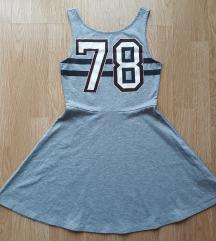 H&m Siva sportksa haljina SNIŽENO❗❗