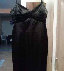 Satin haljina
