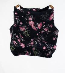 Ženska majica Colloseum 5230 Majica vel. M crna