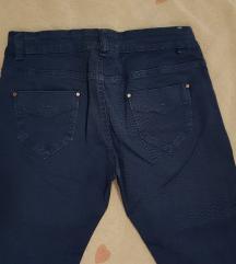 Zenske plave pantalone