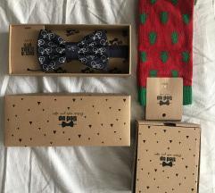 Masna i carape u poklon pakovanju