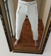 Isabel Marant for H&M white biker jeans