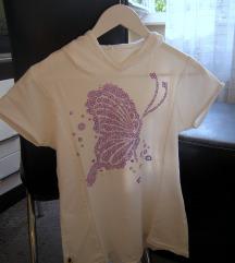 Elpida bela strukirana majica