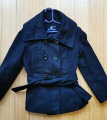 Kratak crni kaput S/M