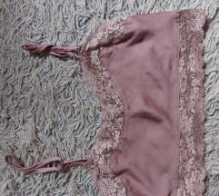 Brandy Melville bebi roze top