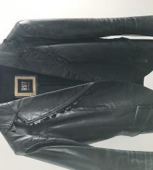 Retro urban kozna jakna EKSTRA