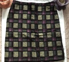 MARNI NOVA sarena vunena suknja 40 ili M - S