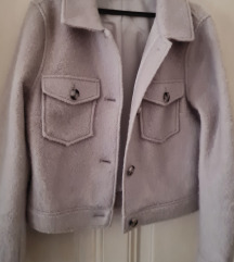Ženska vunena jakna