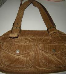 Somotska torbica - medeno braon