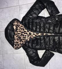 Nova zimska jakna sa dva lica S velicina