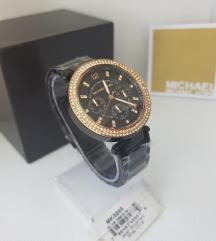 Michael Kors MK5885 - Parker Black Dial Ladies W
