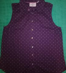 H&M ljubičasta košulja L