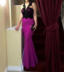 Prelepa novogodišnja haljina